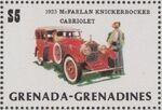 Grenada Grenadines 1983 The 75th Anniversary of Ford T k
