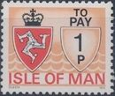 Isle of Man 1975 Postage Due Stamps b