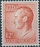 Luxembourg 1975 Grand Duke Jean c