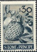 St Thomas and Prince 1948 Fruits c