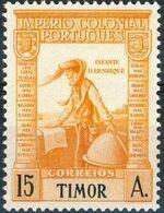 Timor 1938 Portuguese Colonial Empire j