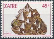 Zaire 1983 Minerals b
