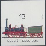 Belgium 1985 Public Transportation Year g