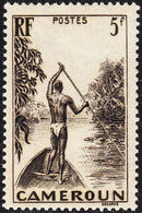 Cameroon 1939 Pictorials za