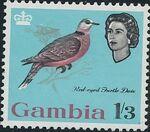 Gambia 1963 Birds i