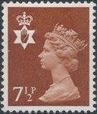 Great Britain - Northern Ireland 1971 Machins d