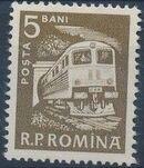Romania 1960 Professions b