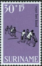 Surinam 1968 Child Welfare e