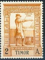 Timor 1938 Portuguese Colonial Empire b