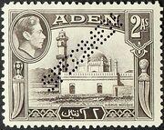 Aden 1939 Scenes - Definitives es