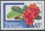 Antigua and Barbuda 1983 Fruits and Flowers k