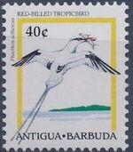 Antigua and Barbuda 1995 Birds d