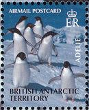 British Antarctic Territory 2003 Penguins of the Antarctic i