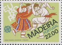 Madeira 1981 Europa a