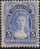 Newfoundland 1911 Royal Family e