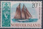 Norfolk Island 1968 Ships - Definitives (3rd Issue) j