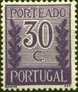 Portugal 1940 Postage Due Stamps d