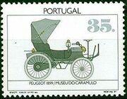 Portugal 1991 Automobile Museum - Caramulo a