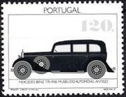 Portugal 1992 Automobile Museum - Oeiras d