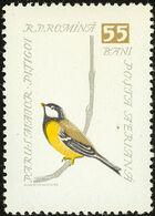 Romania 1959 Birds f