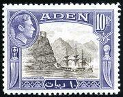 Aden 1939 Scenes - Definitives m