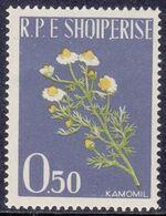 Albania 1962 Medicinal Plants a