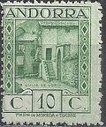 Andorra-Spanish 1929 Local Motifs c