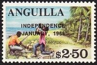 Anguilla 1969 Independence n