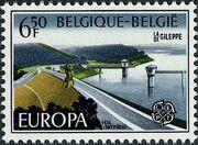 Belgium 1977 Europa a
