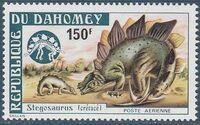 Dahomey 1974 Prehistoric Animals b