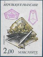 France 1986 Minerals e