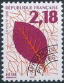 France 1996 Leaves - Precanceled b.jpg