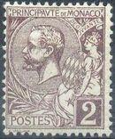 Monaco 1891 Prince Albert I b