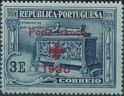 Portugal 1930 Red Cross - 400th Birth Anniversary of Camões e
