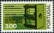 Portugal 1976 100th Anniversary of the Telephone a