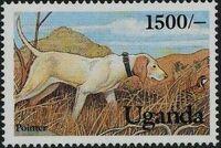 Uganda 1993 Dogs h