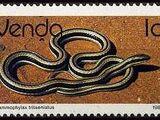 Venda 1986 Reptiles