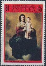 Antigua 1973 Christmas e