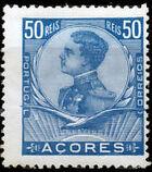 Azores 1910 D. Manuel II g