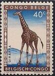 Belgian Congo 1959 Animals c