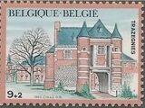 Belgium 1985 - Castles (Semi-Postal Stamps)