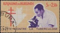 Burundi 1965 Fight Against Tuberculosis c