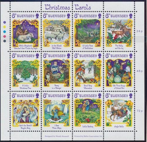 Guernsey 1986 Christmas p