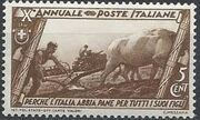 Italy 1932 10th Anniversary of the Fascist Government and the March on Rome a