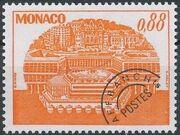 Monaco 1979 Convention Center in Monte Carlo (3rd Group) b