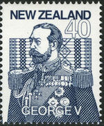 New Zealand 1990 150th Anniversary of the First Postage Stamps c