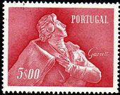 Portugal 1957 Almeida Garrett d