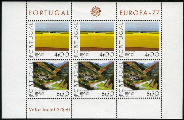 Portugal 1977 Europa c