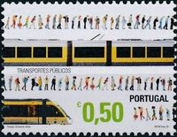 Portugal 2005 Public Transportation b
