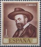 Spain 1966 Painters - José Maria Sert e